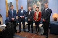 Turismo.- Diputación colaborará con Fides en la promoción turística y el desarrollo económico de Córdoba