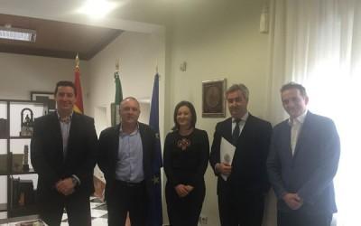 La Junta reconoce el trabajo de Fides para impulsar sectores económicos estratégicos de Córdoba