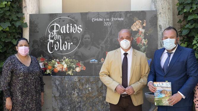 La provincia abre sus patios a operadores turísticos con el proyecto 'Patios con Color