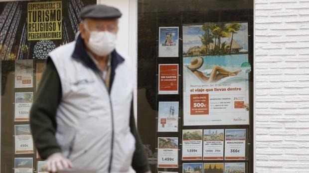 Las agencias de viajes de Córdoba languidecen sin negocio y con apenas un diez por ciento abiertas